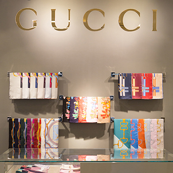 Gucci Store Opening
