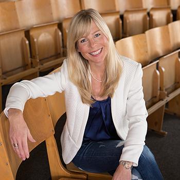 Portrait Laienmodell für Schaukastenkampagne