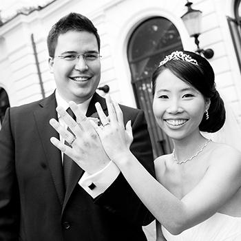 Heiraten im Altonaer Rathaus