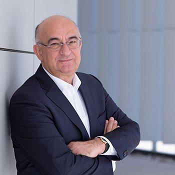 Geschäftsführerportrait für Geschäftsbericht