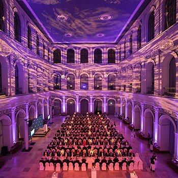 Börsensaal Handelskammer Hamburg