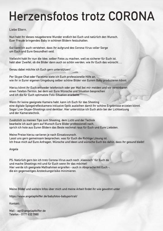 Babyportraits und Neugeborenenfotos trotz CORONA, babyportraits, Neugeborenenfotos, eigenregie, unterstützung